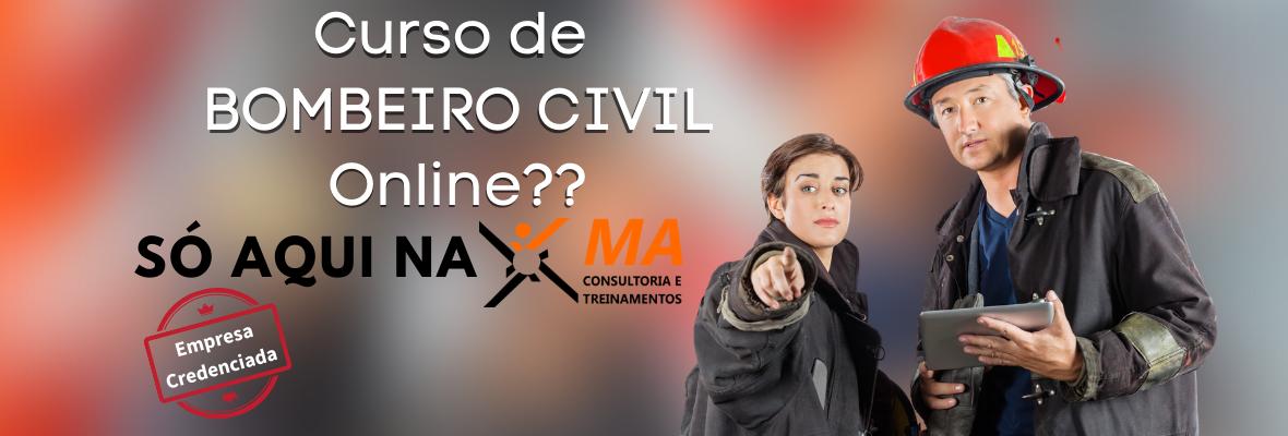 Curso de Bombeiros Civil Online