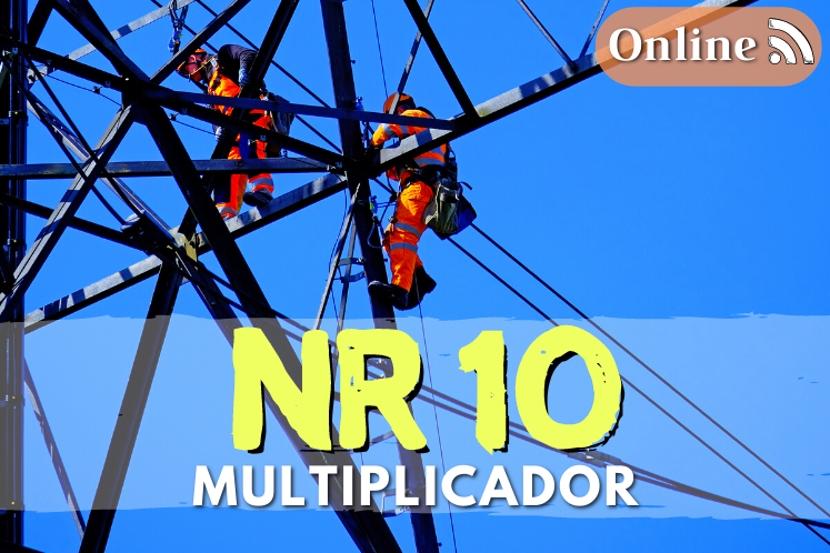 Curso nr10 online – multiplicador – 40h