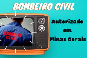 BOMBEIRO CIVIL DE VOLTA A MINAS GERAIS