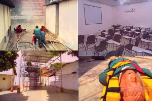 O que é um centro de treinamento?