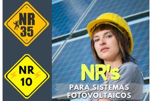 NR's para sistemas fotovoltaicos