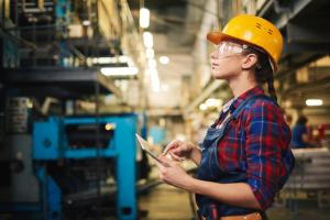 Mulheres na segurança do trabalho