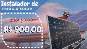 CURSO ENERGIA SOLAR FOTOVOLTAICA bh