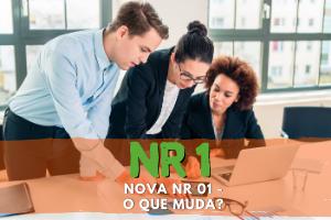 A nova NR1 – O que muda?