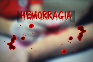 Hemorragia o que fazer? Como estancar o sangue?
